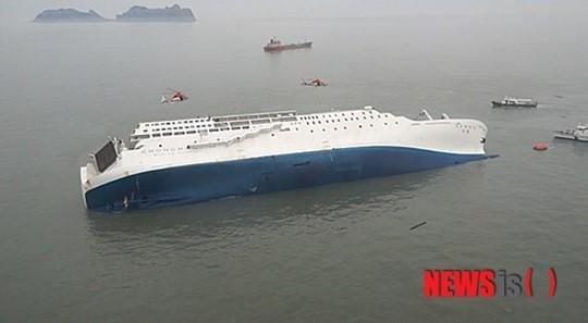 """세월호 침몰, CNN BBC 외신긴급보도 """"대재앙, 테러 장면 같다"""""""