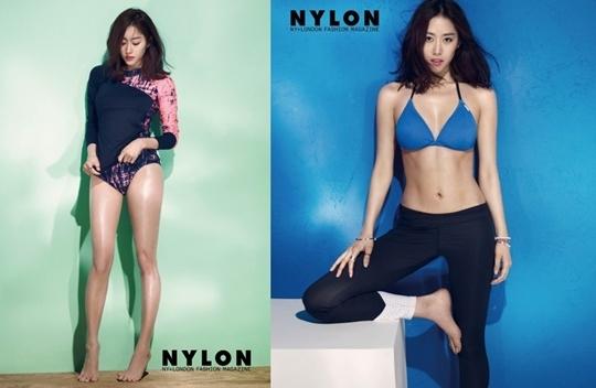 '이준기 열애설' 전혜빈, 30대 나이 믿기지 않는 비키니 탄력 복근 몸매