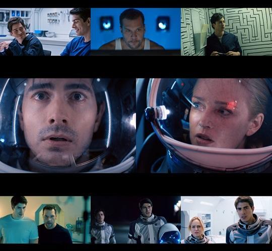 '400 데이즈' 우주에서 인간 한계 시험하는 SF조난 스릴러