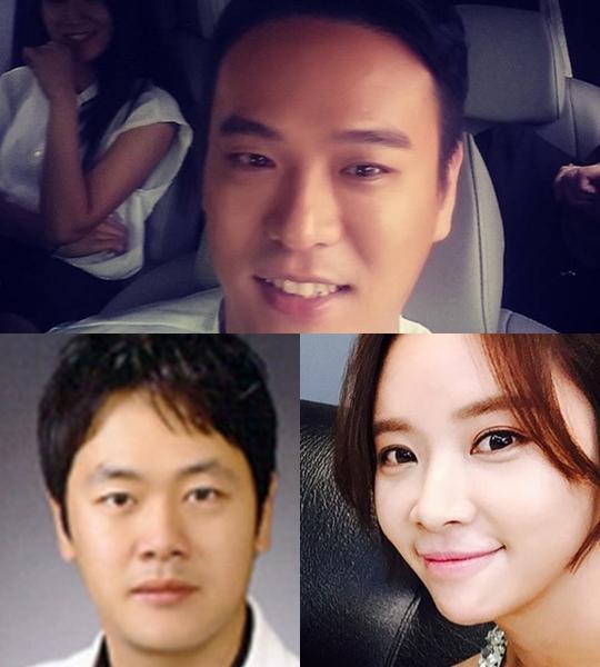 황정음 이영돈과 열애 인정, 김용준까지 '일반인 여친 배우 출신?'