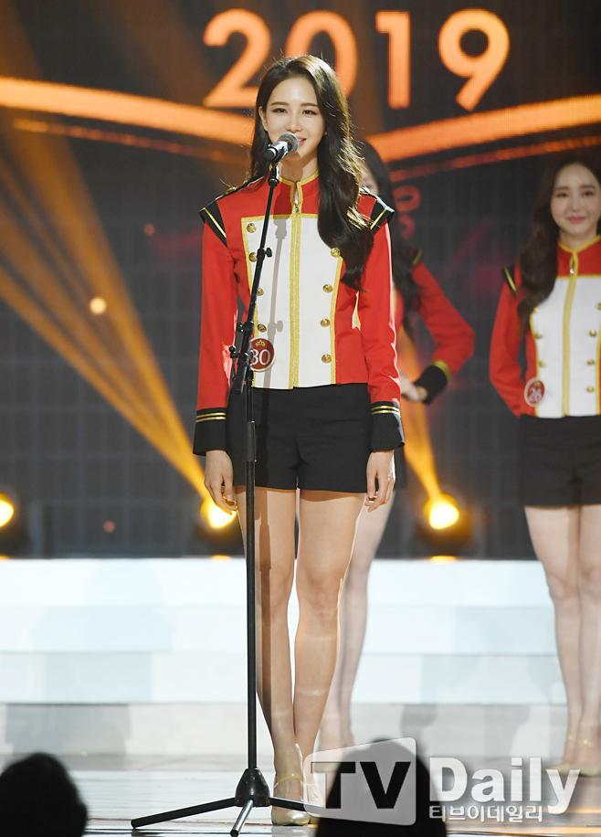 [TD포토+] '2019 미스코리아 선' 이하늬 '실패 없는 미스코리아 패션'