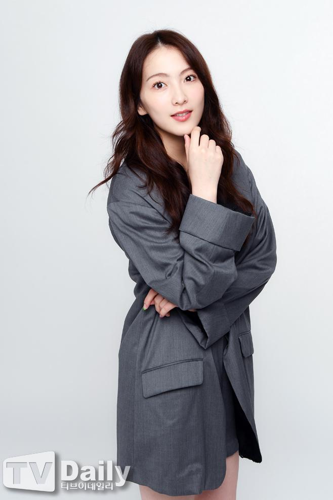 [TD인터뷰] 강지영 '분위기 깡패~'