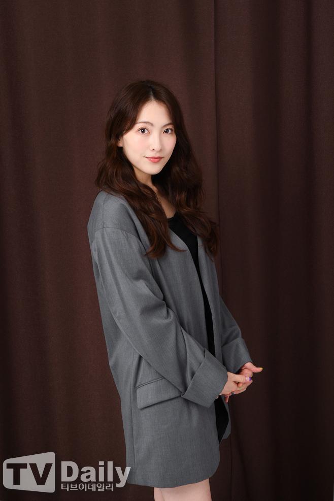 [TD인터뷰] 강지영 '매일 보고싶은 미모'
