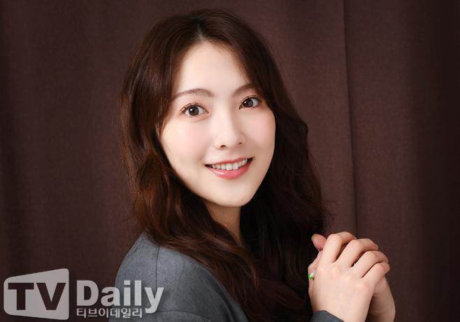 [TD인터뷰] 강지영 '카라 시절 그모습~그대로'