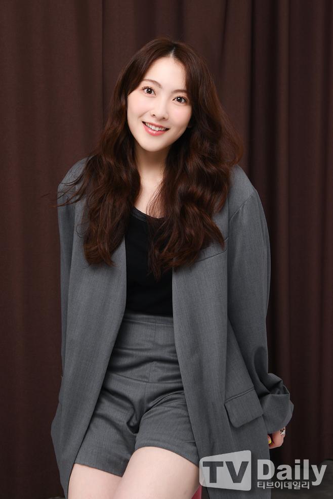 [TD인터뷰] 강지영 '넌 진짜 징한 존재다! 어메이징~한 존재'