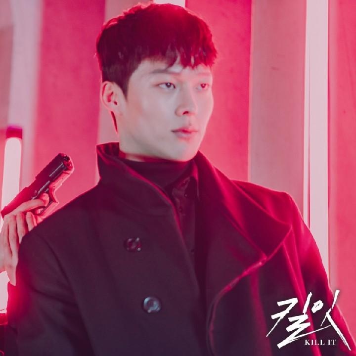 '킬잇' 장기용, 액션 연기 자극 받은 상대가 '나나'...어땠길래?