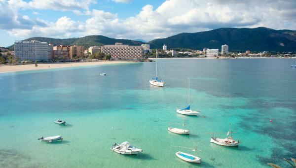 예술과 낭만의 섬 '스페인 마요르카'