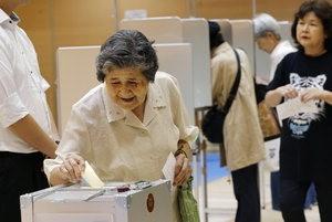 일본 참의원 선거…자민·공명당 안정 과반 획득