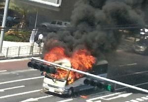고양종합터미널 화재에 제주 버스 화재 발생…무슨 일이?