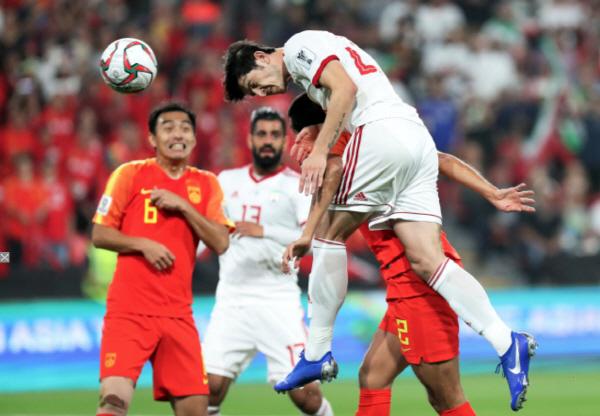 [아시안컵]이란, 중국에 3-0 승…'4강, 이란vs일본'