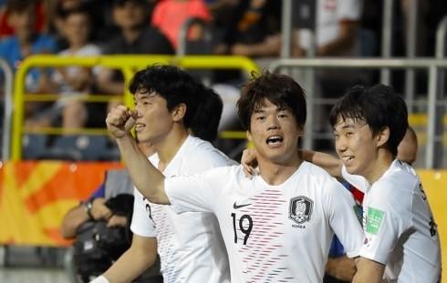 'U-20'대한민국 결승상대 우크라이나, 역대 전적 및 피파랭킹은?