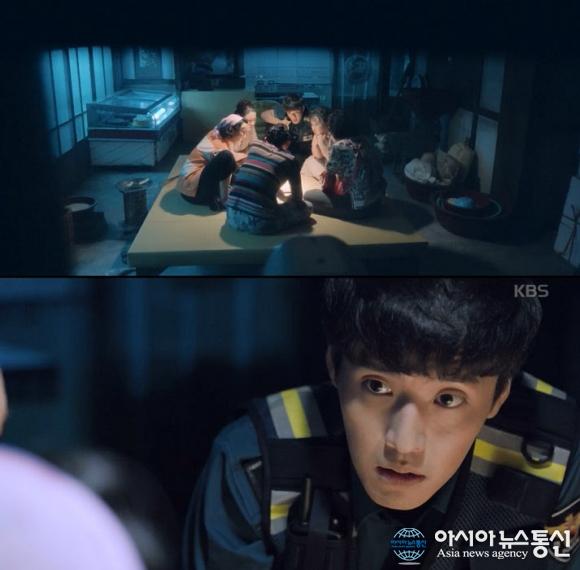 동백꽃 필 무렵 흥식이, 용의자인 이유 3가지 'CCTV+페인트+운동화'