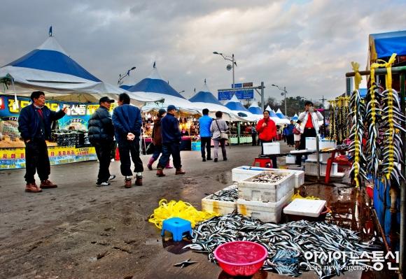 속초시, 11월 한 달간 '2019 속초 양미리·도루묵 축제' 개최