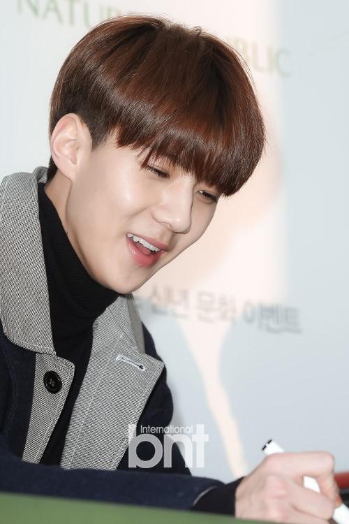[bnt포토] 엑소 오세훈, 이 남자의 아름다운 미소