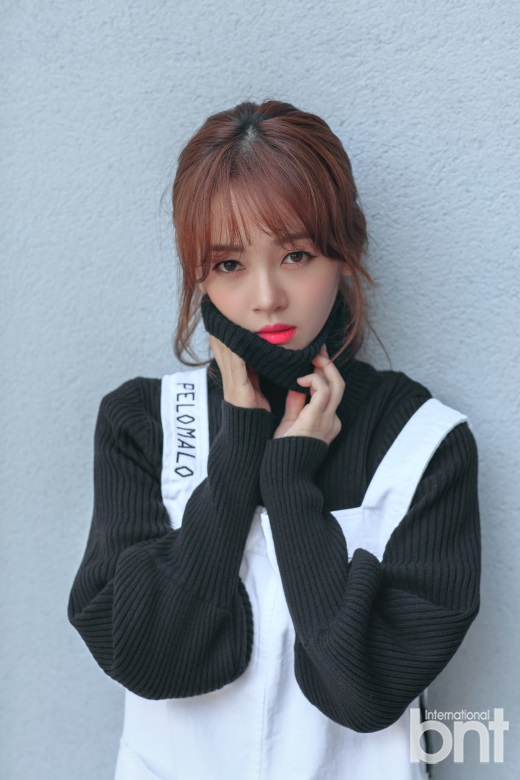 "[bnt화보] 김보미 ""이상형은 박해진, 세 작품 함께 연기하게 돼 너무 좋아"""