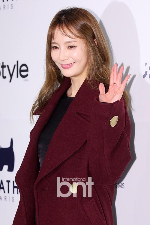 [bnt포토] 안혜경 '세월 비켜가는 미모'