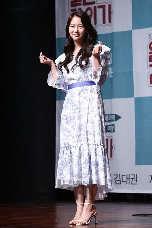 [bnt포토] 한승연 '여행 같이 가고싶은 미모'