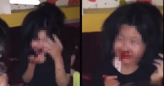"""""""중1 여학생이 초등학생을..."""" 22일부터 빠르게 확산 중인 '06년생 집단 폭행 영상'"""