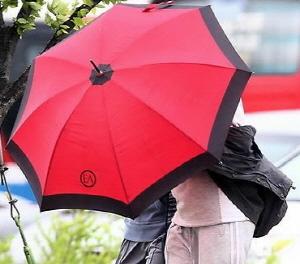 날씨예보 오늘 봄 시샘 미세먼지…내일 낮 포근 밤 비구름 온다