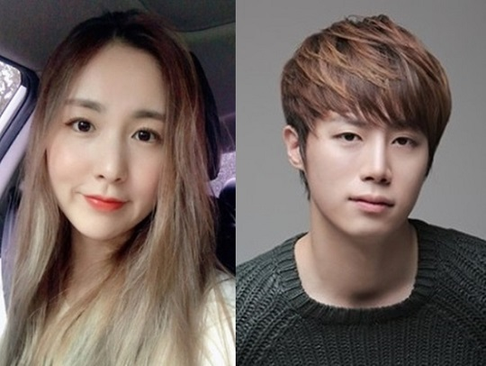 간미연♥황바울 결혼…3살 연상연하 커플 연애 끝 결실