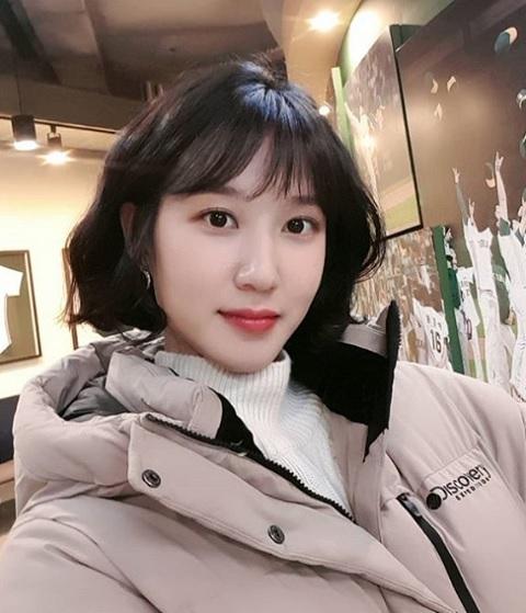 박은빈, 추위 날리는 청순 미모