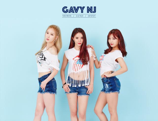 NEW 3인조 가비엔제이, 데뷔 최초로 댄스곡 도전 '파격 변신'