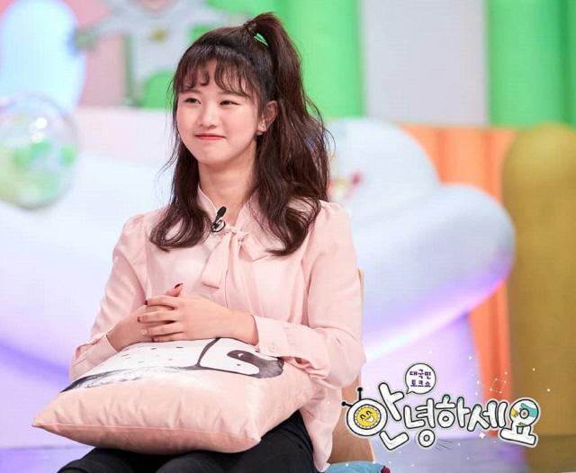 걸그룹 네이처 루X가가, KBS2TV '대국민 토크쇼 안녕하세요' 출연!