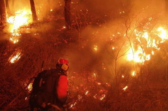 남부지방산림청, 산불재난 대비 임시 산불진화단 운영