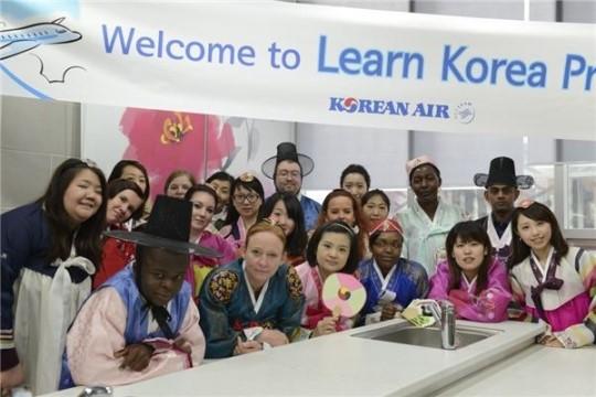 대한항공, 외국인 직원 대상 한국 문화 체험 프로그램 진행