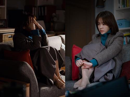 '봄밤' 한지민, 안방극장에 '짙은 잔상' 새길 열연 예고