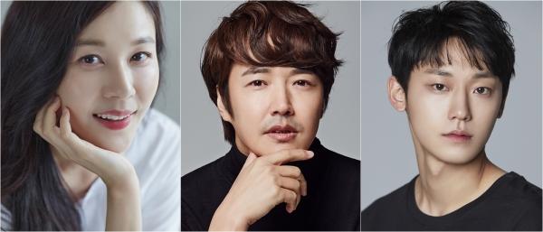 김하늘·윤상현·이도현, JTBC 새 드라마 '18 어게인' 캐스팅 확정