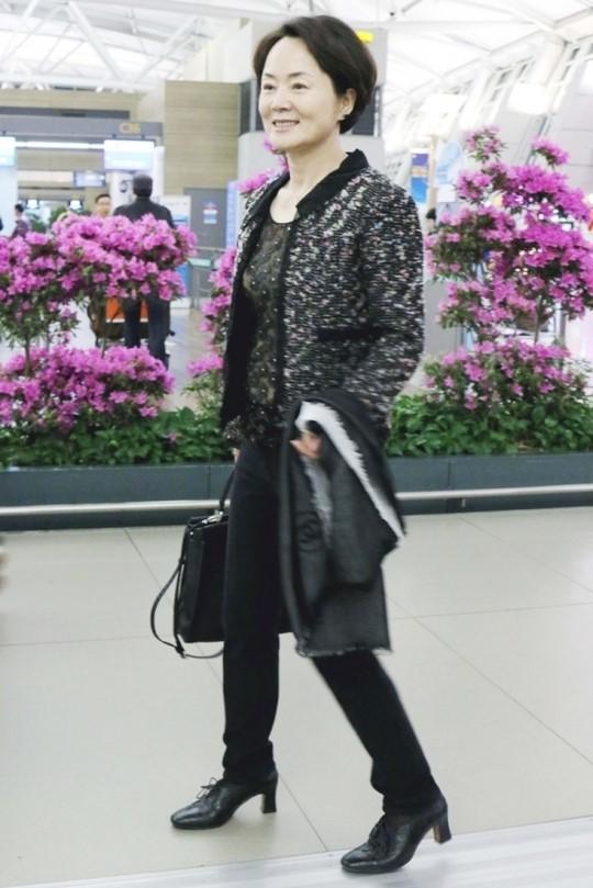 '변호인' 김영애, 생애 첫 해외영화제 참석차 26일 출국…여우조연상 수상할까
