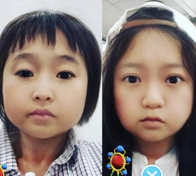 백종원이어 스냅챗으로 애기얼굴 된 '송은이·김숙'… 폭소만발