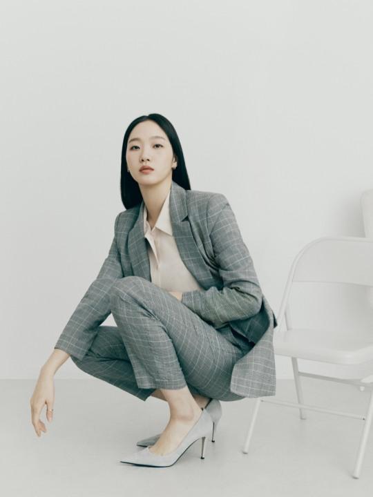 마인드브릿지, 신규 여성 모델로 배우 '김고은' 발탁