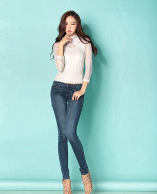 [S-girl] 레이싱 모델 정은혜, '슈퍼모델 출신' 왕눈이 미녀