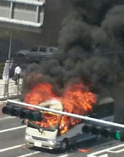 제주 버스 화재, 순식간에 불길에 휩싸여 전소…인명피해는?