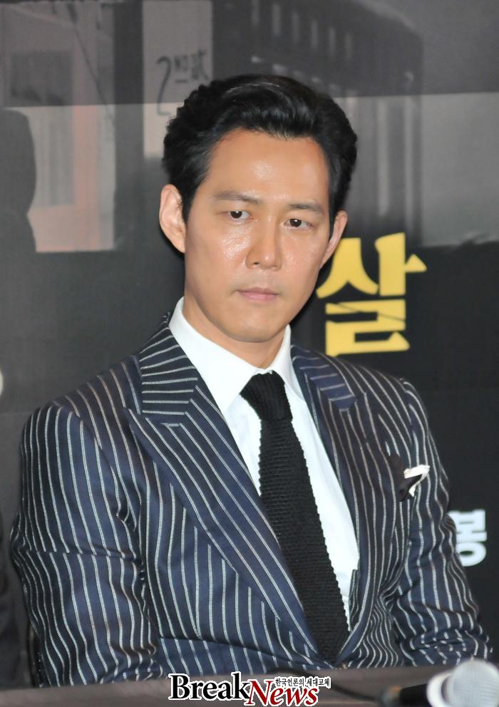 """'암살' 이정재, """"두 얼굴의 염석진 역..심적인 부담감 컸다"""""""