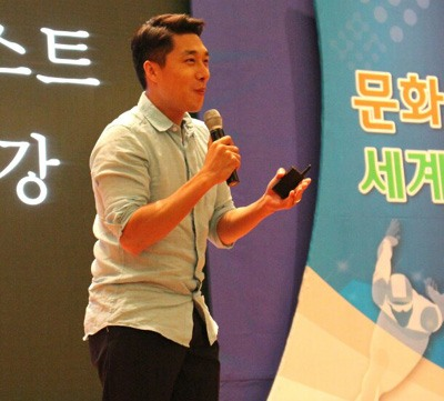 권영찬닷컴 '스포츠해설가 김동성 코치', 빙부상