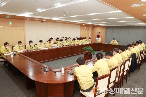 예천군, 코로나19 지역차단 위한 적극 대응 태세 돌입