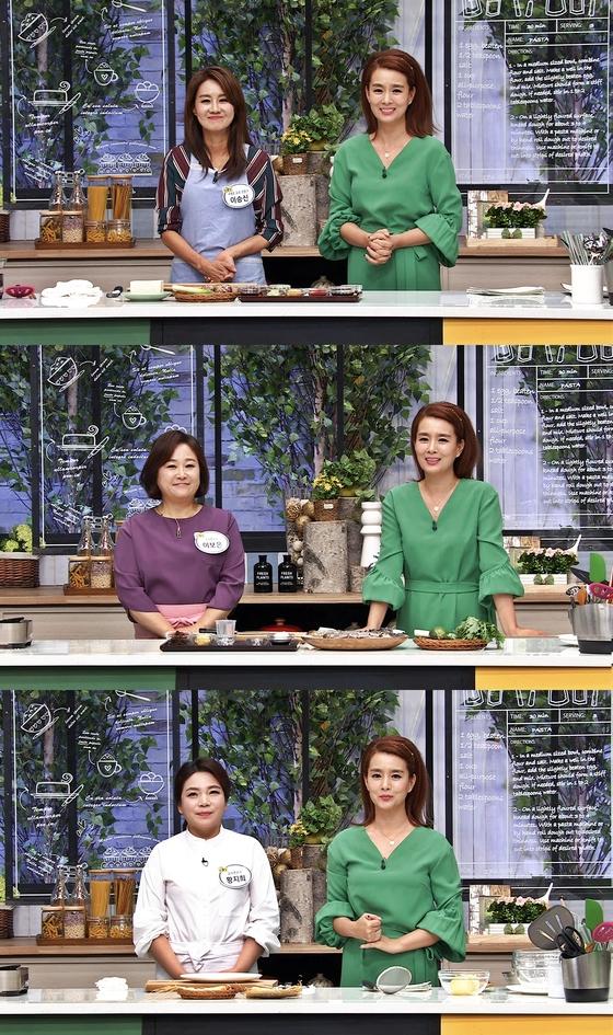 '살림 9단의 만물상' 버섯·대하·율무로 만드는 환절기 보약 요리