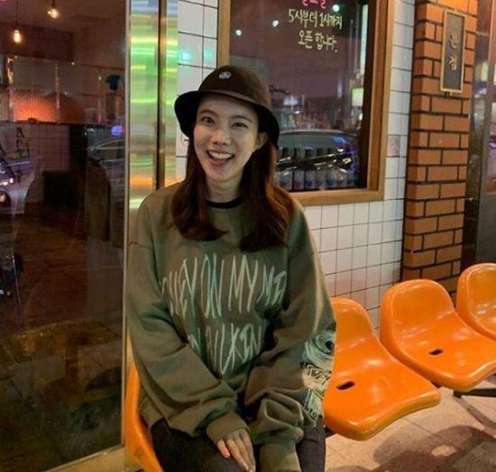 '미스트롯' 김나희, 보는 이 기분 좋게 만드는 환한 미소