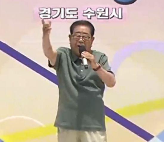 전국노래자랑 송해, 최장수 MC 기록 갱신하나?...'송해의 나이는?'