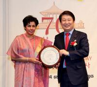 대구서 스리랑카 독립 70주년 행사 개최