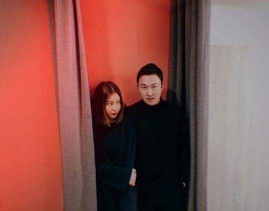 '김승현과 결혼' 한정원 누구? '야관문' 이후 5년째 작품 활동 없어