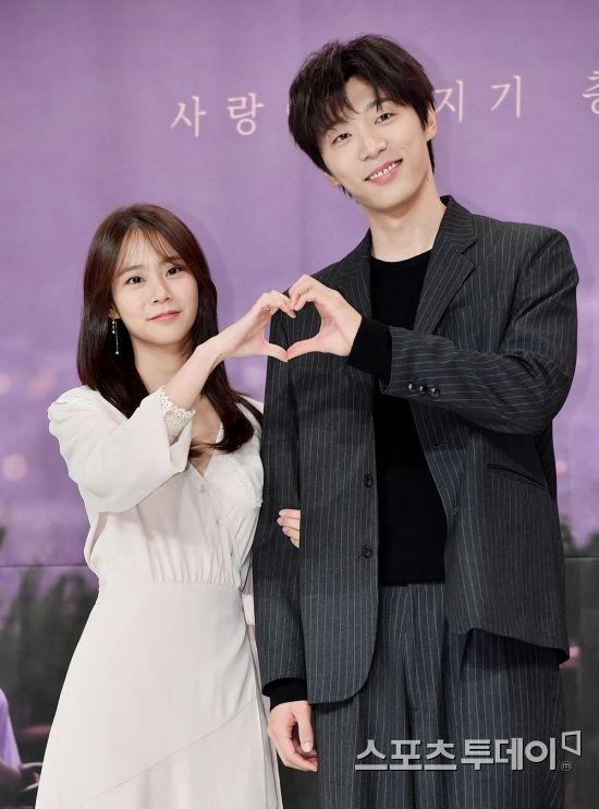 [ST포토] 한승연-신현수, '드디어 러브라인'