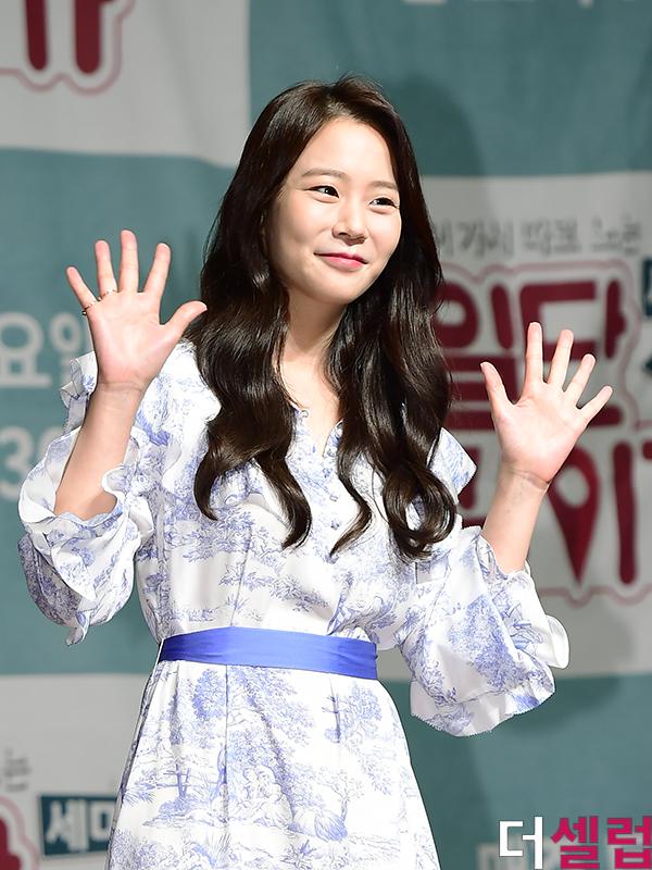 [더셀럽포토]한승연, '2세대 아이돌의 미모'
