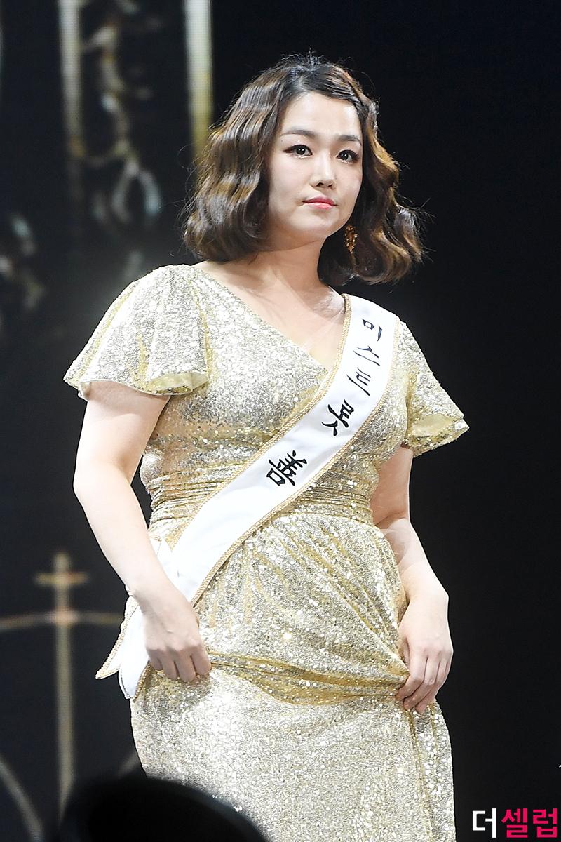 [더셀럽포토]정미애 '상큼 단발 여신'(케이월드 페스타)