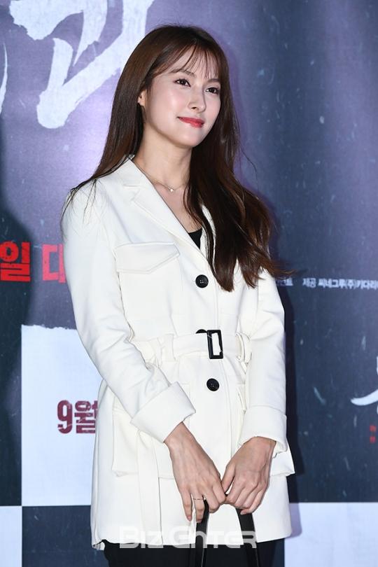 [BZ포토] 박규리, '미모는 여전해'