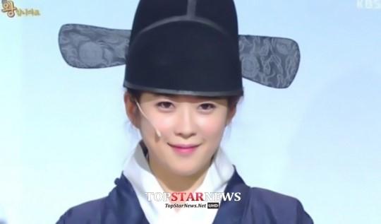 '개그콘서트' 김승혜, 미모의 인재 연기했으나 '반전 매력' 선보여…'경악'