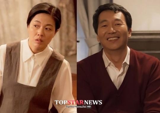 '풍문으로 들었소' 김정영-김학선, 매니지먼트 이상과 '전속계약' 체결… '실제 부부였어?'